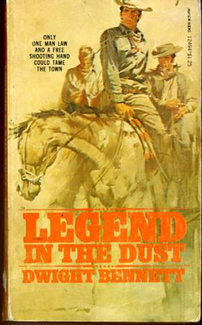 Image for Legend in the Dust