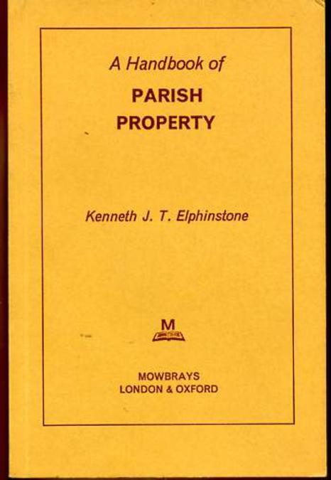 Image for A Handbook of Parish Property