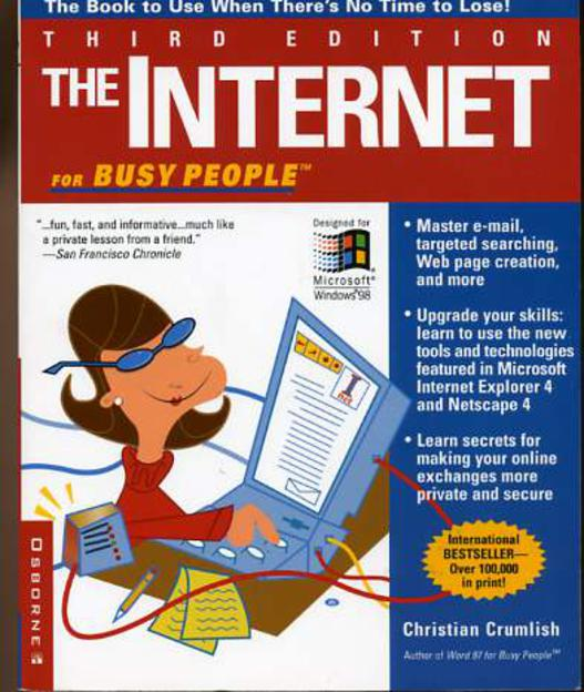 Image for The Internet for Busy People