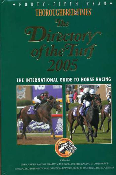 Image for Thoroughbred Times : The Directory of the Turf 2005