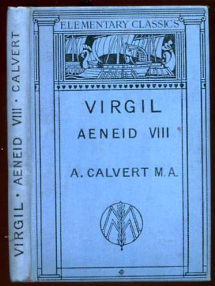 Image for P. Vergili Maronis Aeneidos : Lib VIII