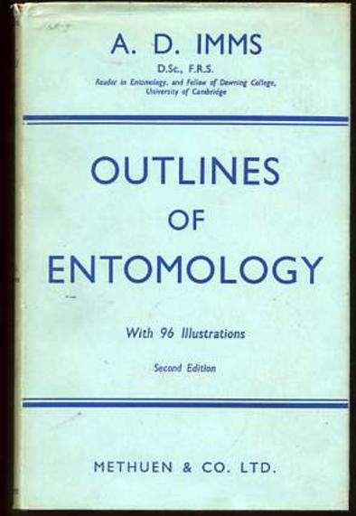 Image for Outlines of Entomology Second Edition