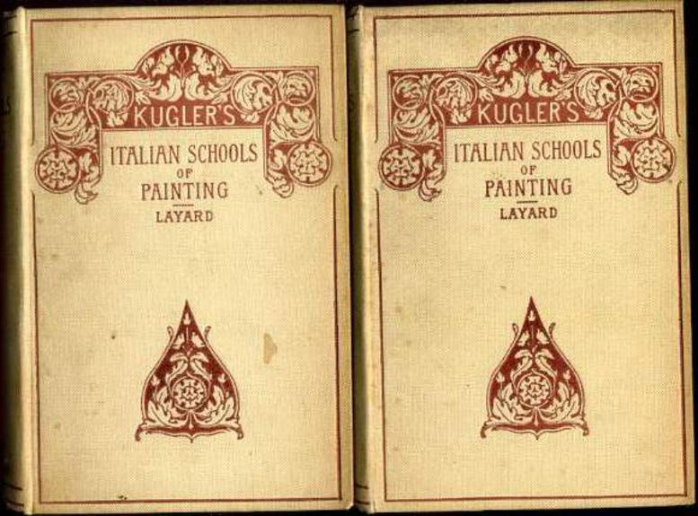 Image for Handbook of Painting. The Italian Schools  : Parts  1 & 11