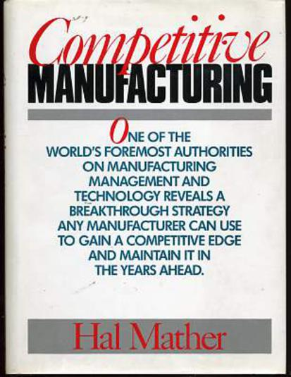 Image for Competitive Manufacturing