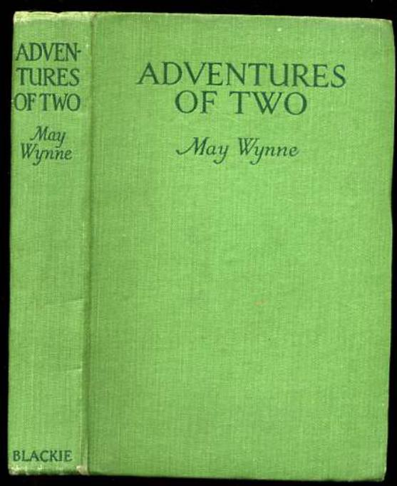 Image for Adventures of Two : A Story of Girls' Life in the Rockies