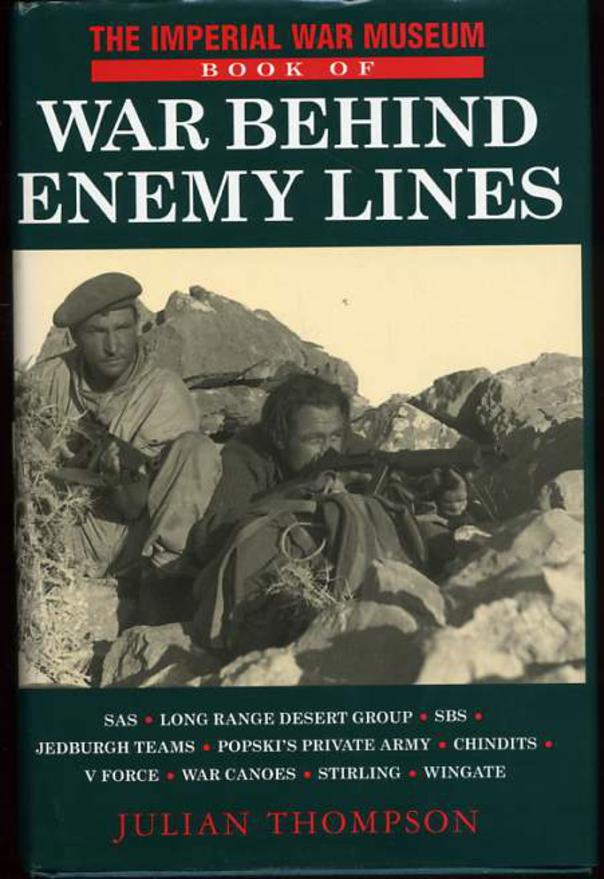 Image for The Imperial War Museum Book of War Behind Enemy Lines
