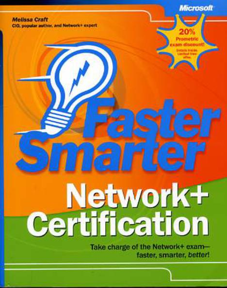 Image for Faster Smarter Network+ Certification