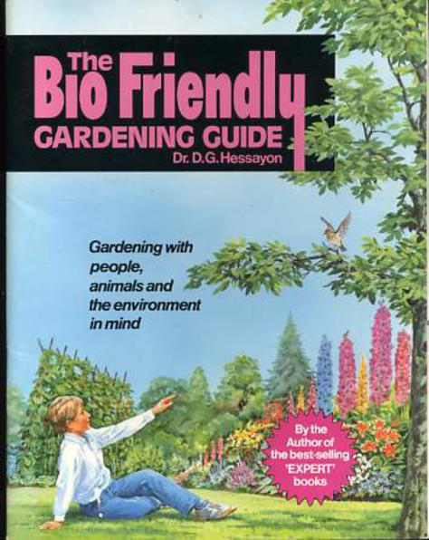 Image for The Bio-Friendly Gardening Guide