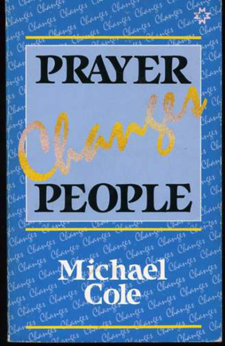 Image for Prayer Changes People