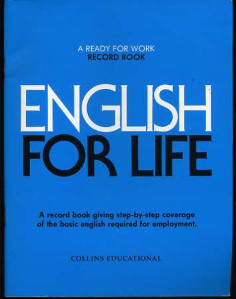 Image for English for Life