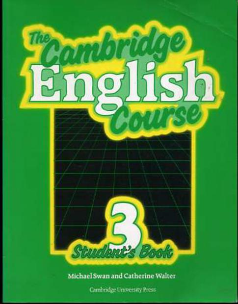 Image for The Cambridge English Course Student's Book 3