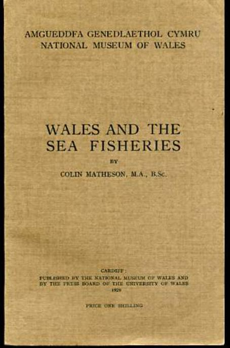 Image for Wales and the Sea Fisheries