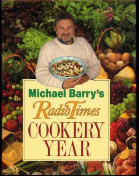 Image for Micahel Barry's Radio Times Cookery Year