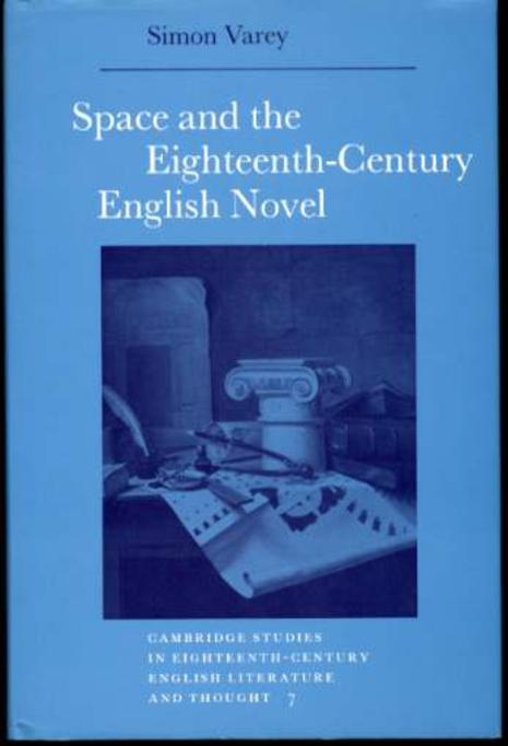 Image for Space and the Eighteenth-Century English Novel