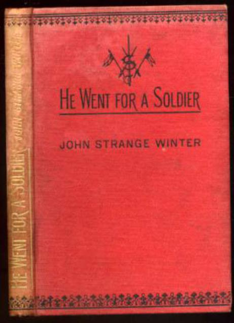 Image for He Went for a Soldier