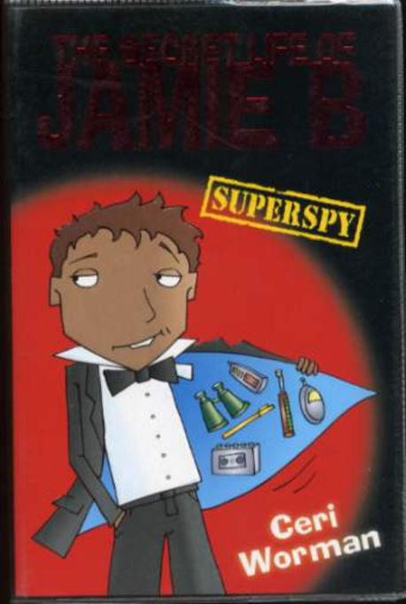 Image for The Secret Life of Jamie B Superspy