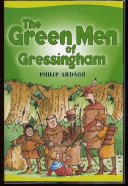 Image for The Green Men of Gressingham