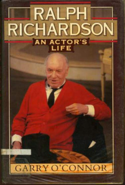 Image for Ralph Richardson - an Actor's Life