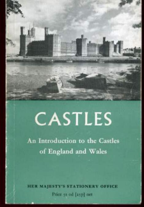 Image for Castles - an Introduction to the Castles of England and Wales