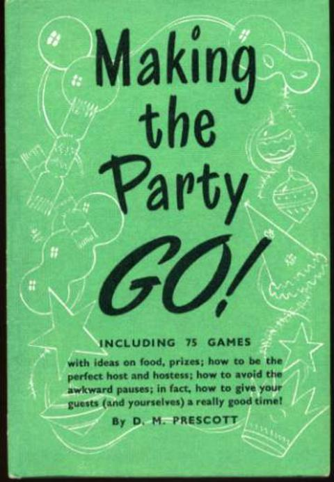 Image for Making the Party go!