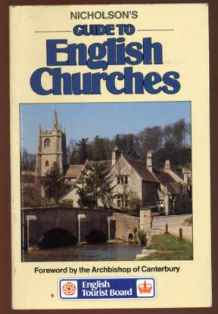 Image for Nicholson's Guide to English Churches