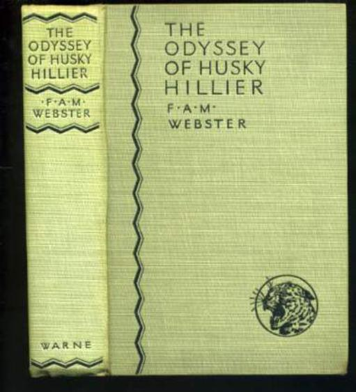 Image for The Odyssey of Husky Hillier