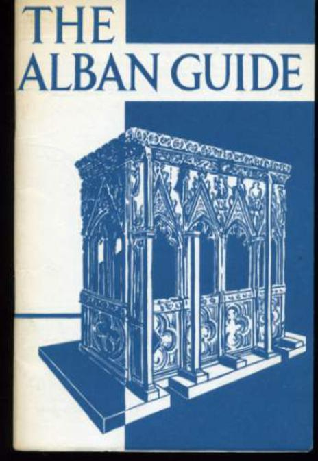 Image for The Alban Guide - the Cathedral and Abbey Church of Saint Alban