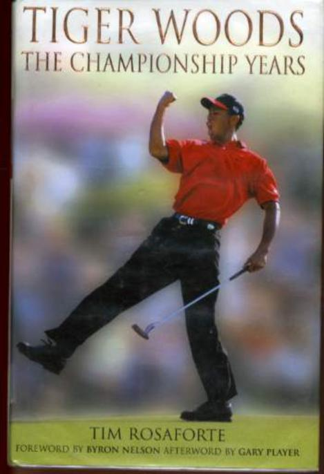 Image for Tiger Woods: The Championship Years