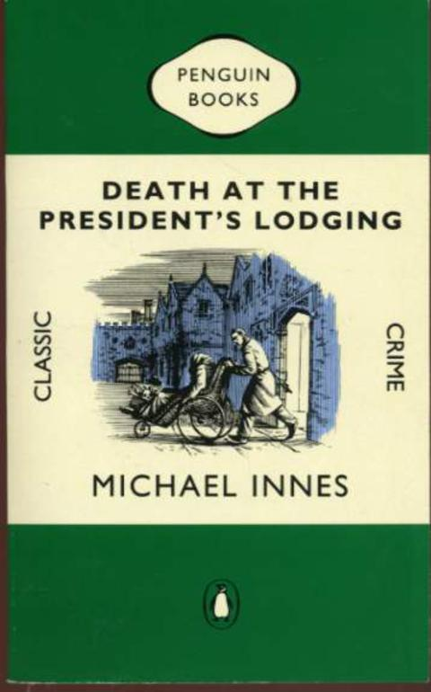 Image for Death at the President's Lodging