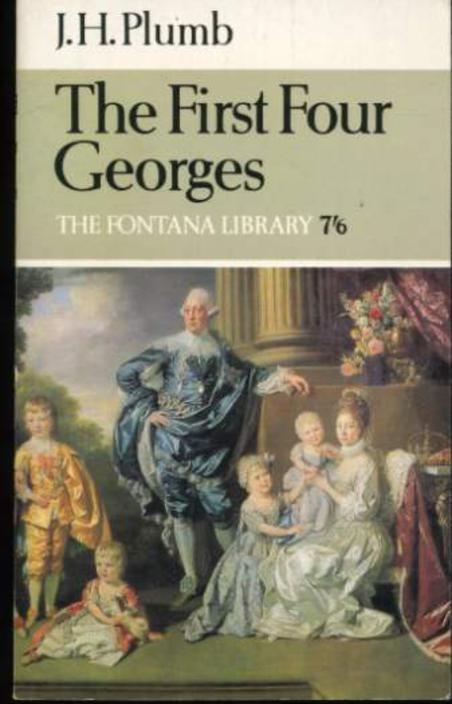 Image for The First Four Georges