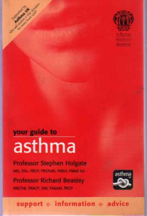 Image for Your Guide to Asthma