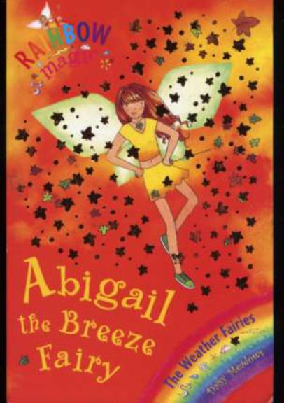 Image for Abigail: The Breeze Fairy
