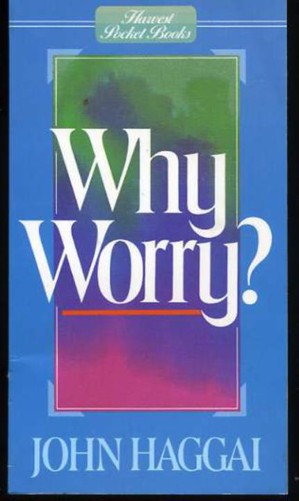 Image for Why Worry?