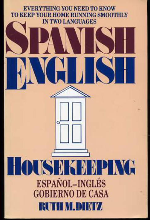 Image for Spanish-English Housekeeping