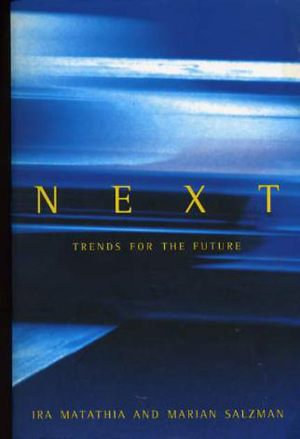 Image for Next - Trends for the Future