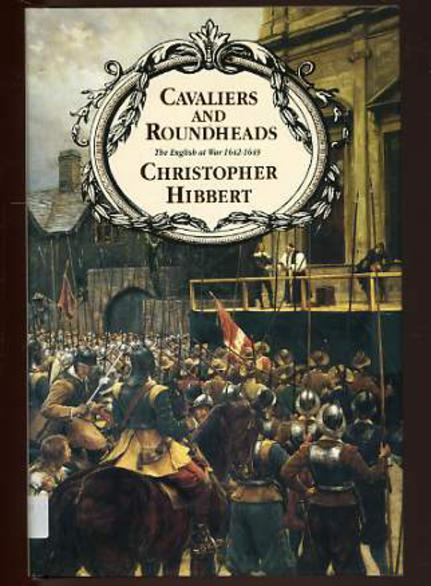 Image for Cavaliers & Roundheads: The English Civil War, 1642-1649