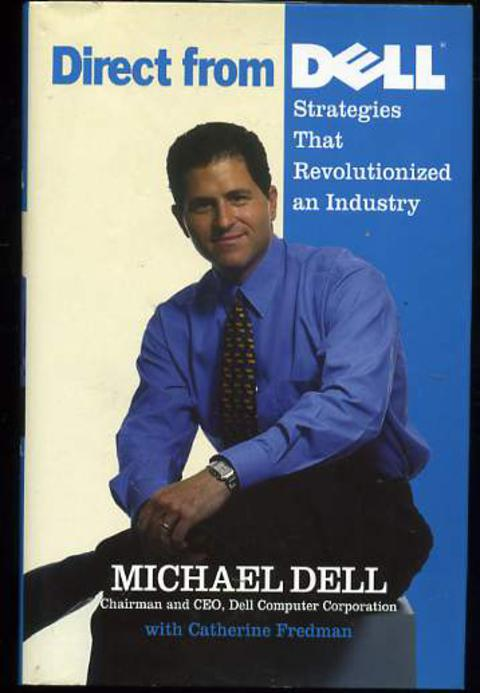 Image for Direct from Dell - Strategies That Revolutionized an Industry