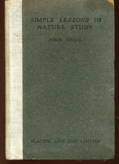 Image for Simple Lessons in Nature Study