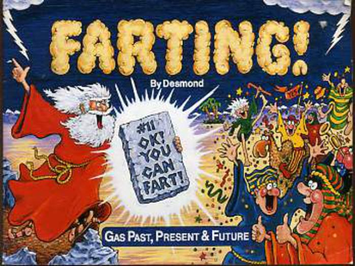 Image for Farting: Gas Past, Present & Future