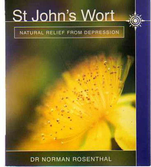 Image for St. John's Wort - Natural Relief from Depression