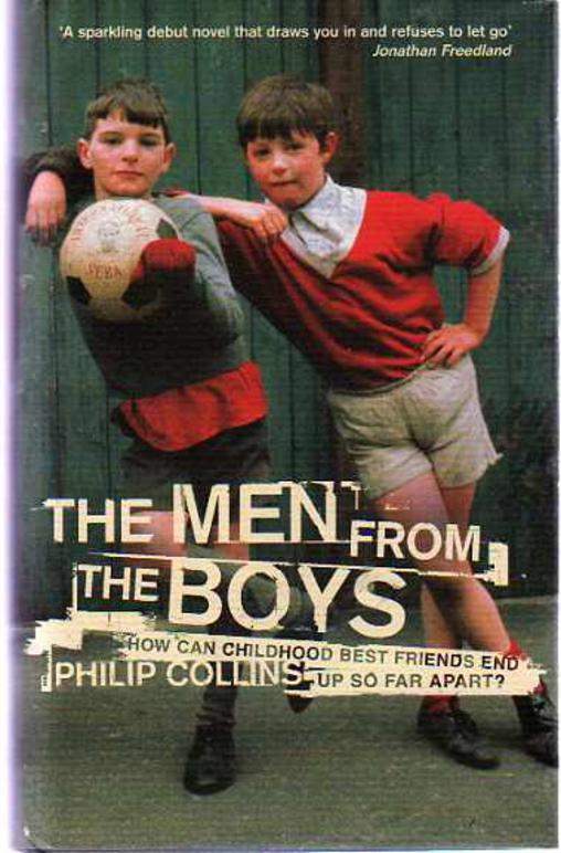 Image for The Men from the Boys