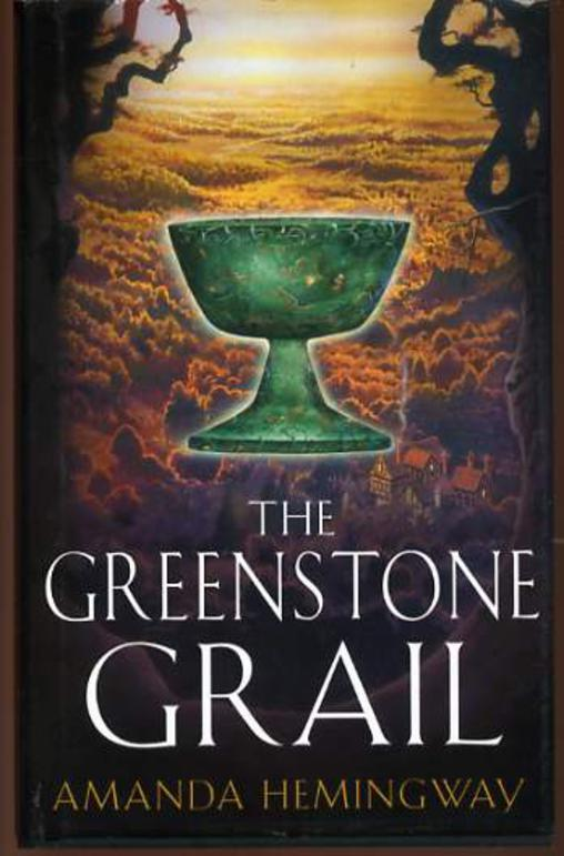 Image for The Greenstone Grail