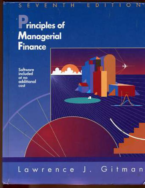 Image for Principles of Managerial Finance