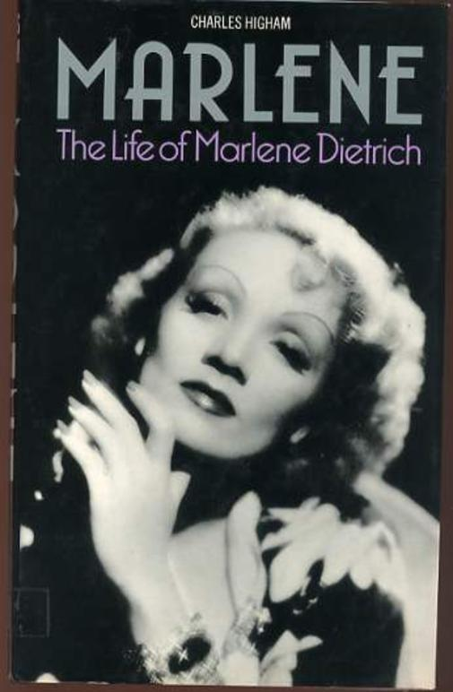 Image for Marlene - the Life of Marlene Dietrich