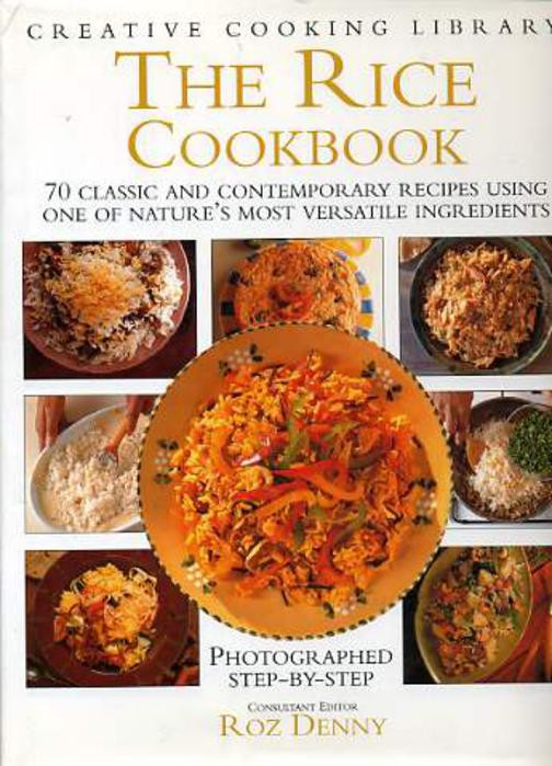 Image for The Rice Cookbook