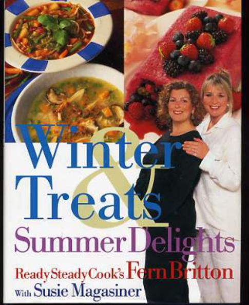 Image for Winter Treats and Summer Delights