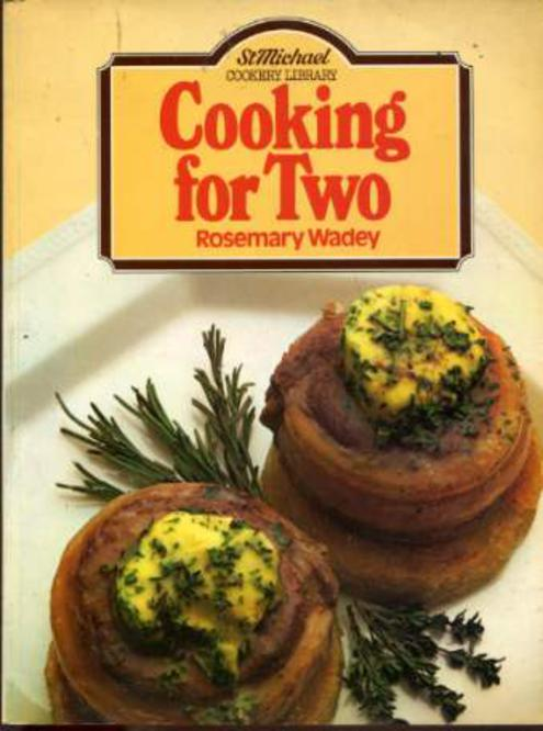 Image for Cooking for Two