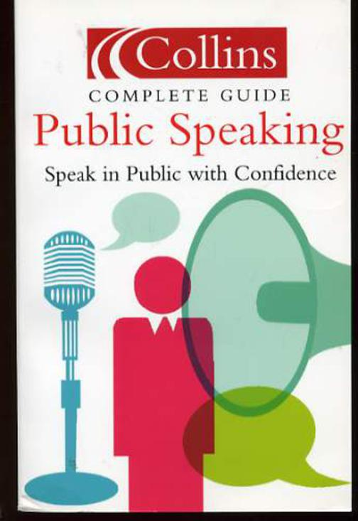Image for Collins Public Speaking