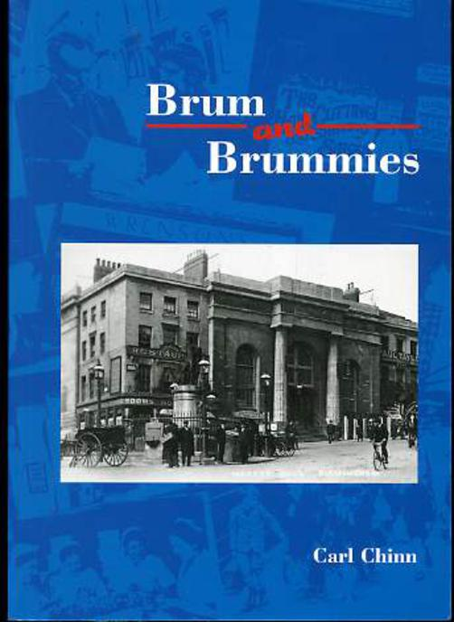 Image for Brum and Brummies (SIGNED COPY)
