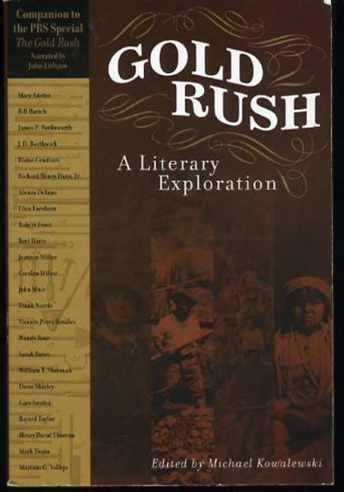 Image for Gold Rush - a Literary Exploration